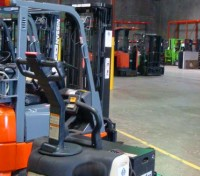 LF-Forklift Training