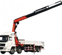 Vehicle Loading Crane Training